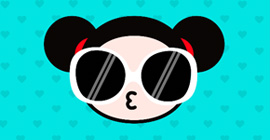 Pucca SunglassesDay